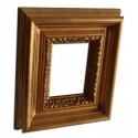 10x13 cm or 4x5 ins, wooden photo frame