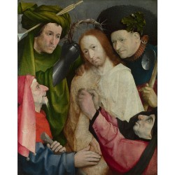 Christ Mocked and Crowned with Thorns,Heronymus Bosch,50x40cm