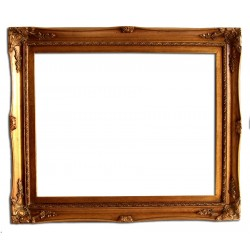 40x50 cm or 16x20 ins, wooden photo frame