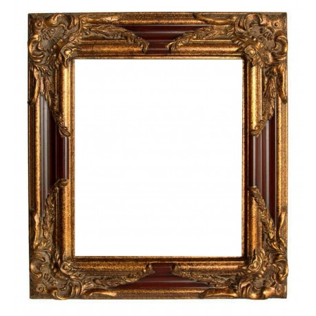 Inner size 30x40 cm or 12x16 ins, wooden photo frame