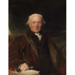 John Julius Angerstein,Aged Over 80,Thomas Lawrence,50x40cm
