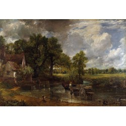 The Hay-Wain,John Constable,60x40cm