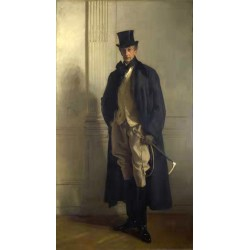 Lord Ribblesdale,John Singer Sargent,60x33cm