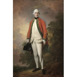 George Pitt,First Lord Rivers,Thomas Gainsborough,60x40cm
