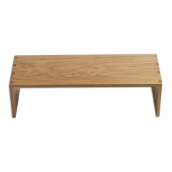 Japanese elevated shelf, 喜起 50x20x8 cm