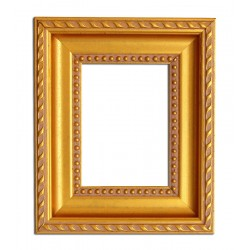 5x6,5 cm or 2 x 2 5/8 ins, wooden photo frame