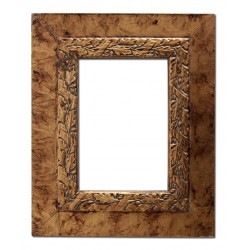 3.5x5 cm or 1 3/8 x 2 ins, wooden photo frame