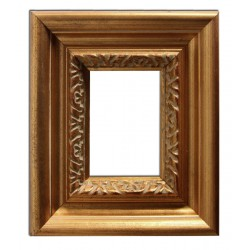 6,7x9,3 cm or 2 3/4x3 3/4 ins, wooden photo frame