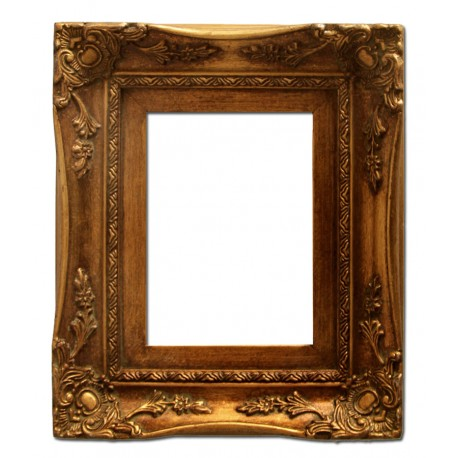 22,5x27,5 cm or 9x11 ins, wooden photo frame